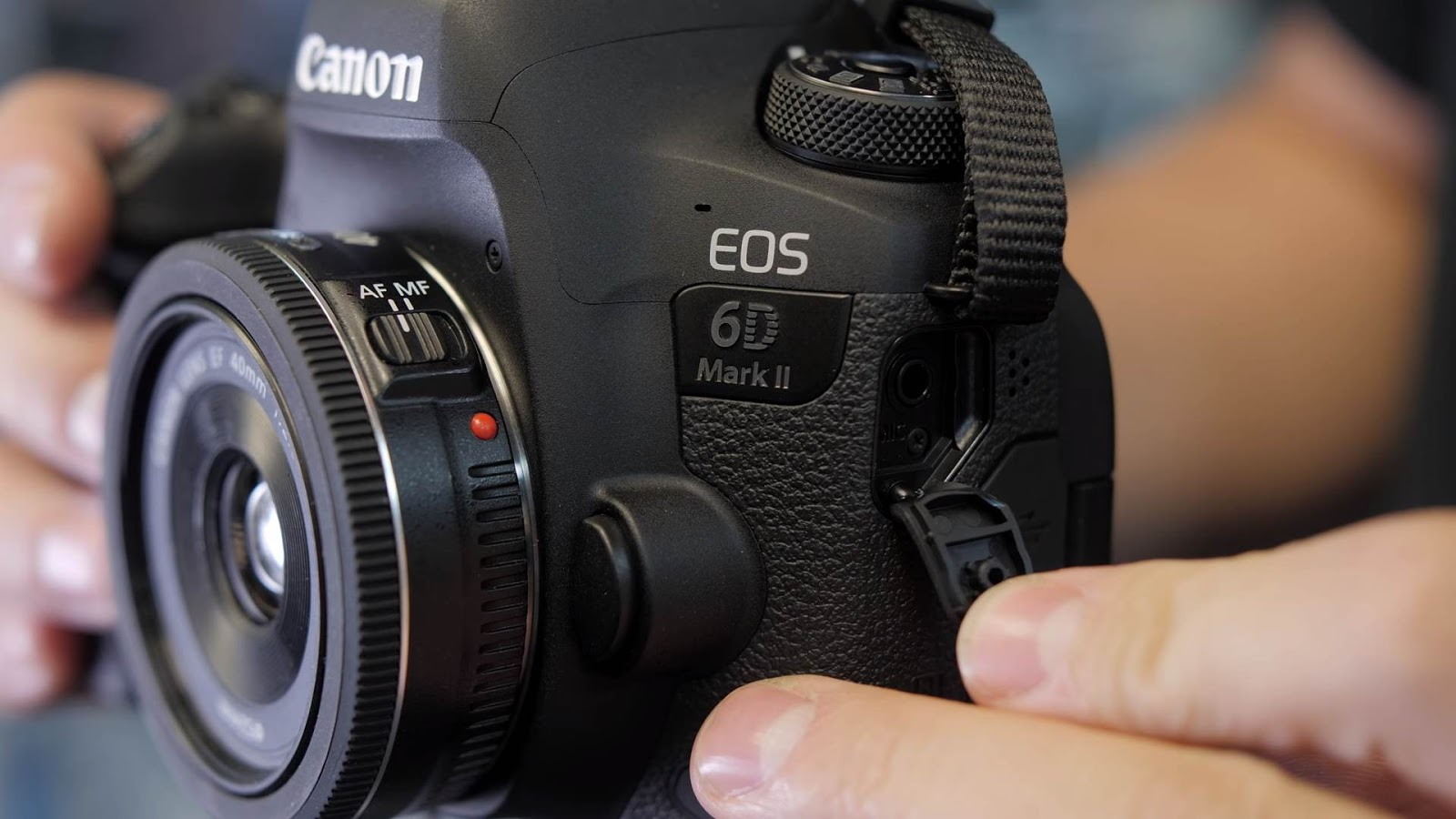Canon 6D Mark II Hands-On Field Test