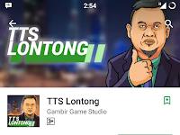 TTS Lontong, game tebakan paling lontong !