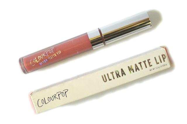 ColourPop Ultra Matte Lip in Solow