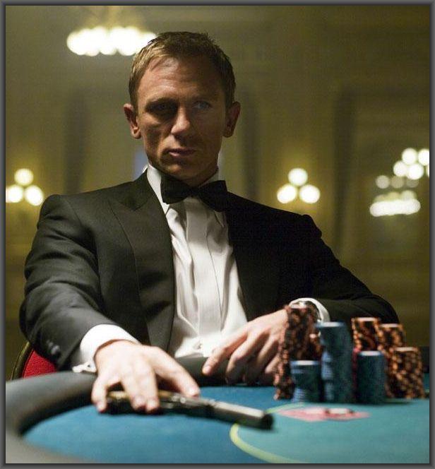 Casino Royale Casino Scene