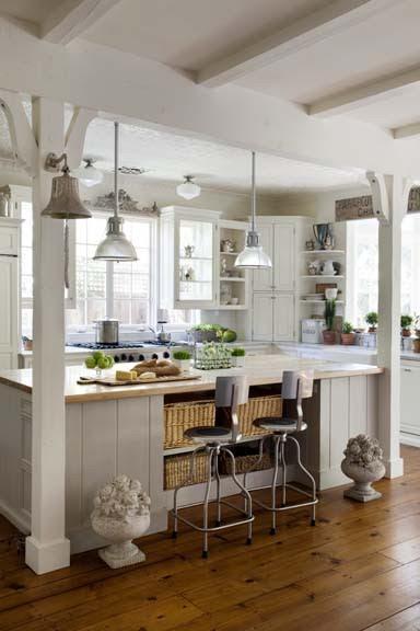 Kitchen Room Illustration: Open Kitchen Concept: Open Kitchen Concept Design