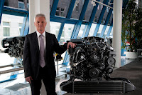 Bernhard Heil Head of Powertrain