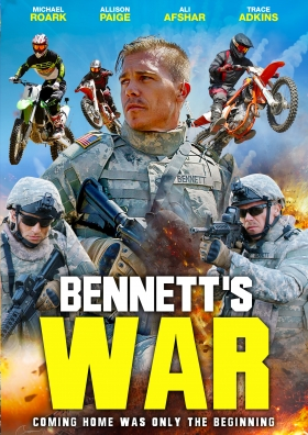 Bennett's War 2019 Hindi Dubbed 720p HDCAM 800MB