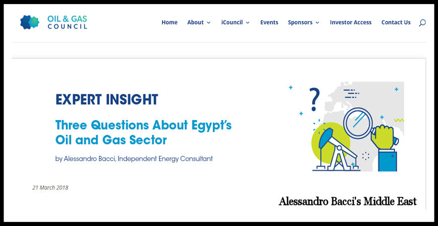 BACCI-Three-Questions-About-Egypts-Oil-and-Gas-Sector-March-2018-Cover