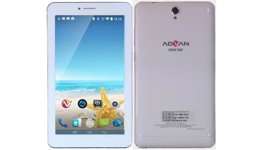 Cara Flashing Advan Tab Star T1R 100% Sukses Mati total / Bootloop