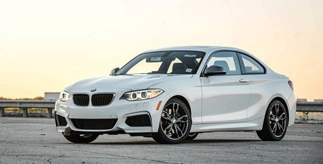 2017 BMW M240i Coupe Automatic Reviews