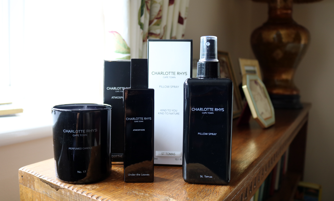 Charlotte Rhys Home Fragrance Range review
