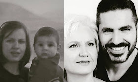 Το τρυφερό μήνυμα του Δημήτρη Μηλιόγλου για τη μαμά του, που έχει γενέθλια