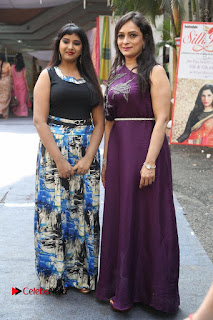 Silk India Expo Launch Stills  0006