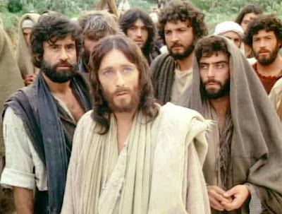 Resultado de imagem para JESUS DE NAZARE FILME DISCIPULOS