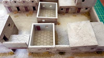 modular 3d printed terrain