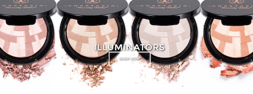 Anastasia Beverly Hills Illuminators Highlighters