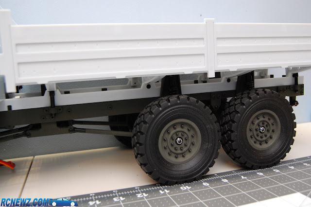 RC4WD Beast 2 bed