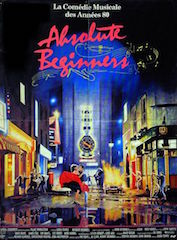 Absolute Beginners, Film Poster