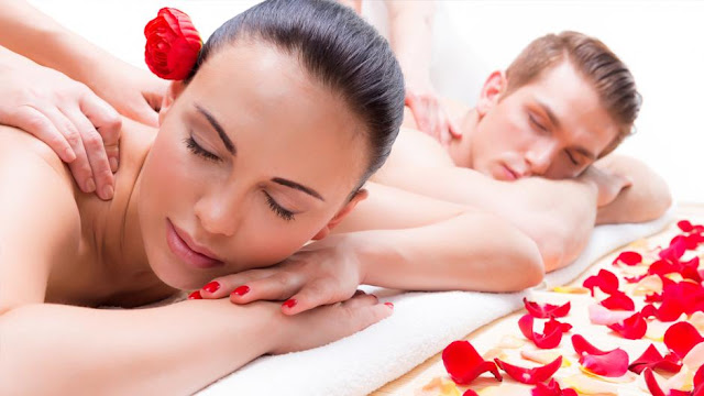 Spa and Aromatherapy Facilities Cruise
