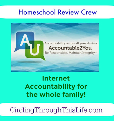 Internet Accountability for the whole family! Reviwe at CirclingThroughThisLife.com #hsreviews