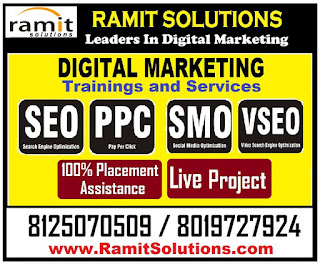 Digital Marketing Agency | Digital Marketing Company www.ramitsolutions.com
