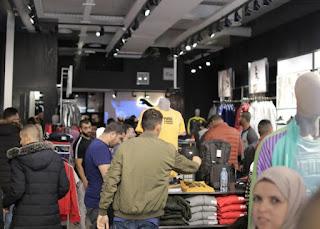 PUMA تفتتح اول متجر رسمي خاص بها بالجزائر