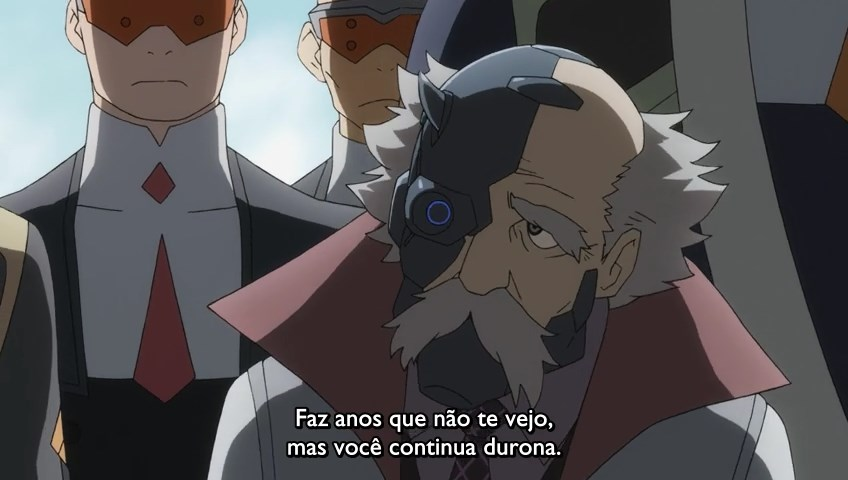 Teoria sobre Darling in the FranXX envolvendo a 002 e a identidade do 001