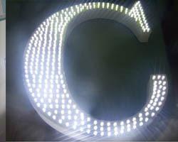 chữ nổi LED siêu sáng