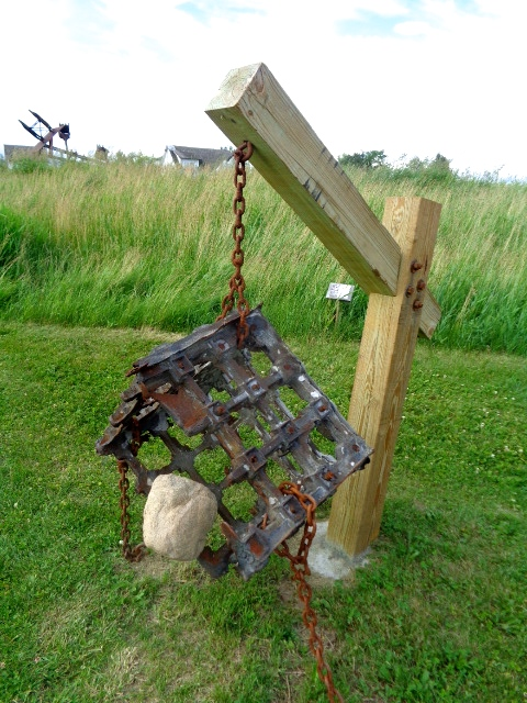 Ennyman 39 S Territory Franconia Sculpture Park Is An