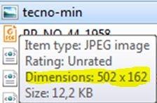 Ukuran gambar yang pas semoga loading cepat Macam Format File Gambar dan Ukuran yang Ideal