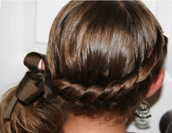 peinados para nias peinados de nias peinados bonitos para nias peinados de nia with peinados para nias con pelo largo