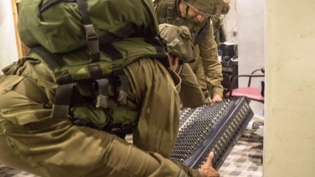 IDF clausuró una radio palestina dedicada a la instigación