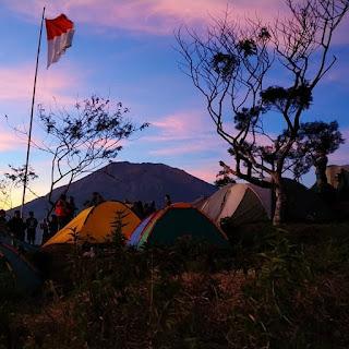 Gunung Telomoyo Magelang Jawa Tengah