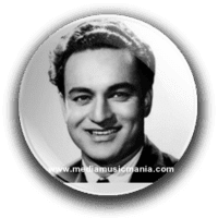 Mukesh Legendary Indian Playback Singer