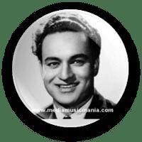 Mukesh Legendary Indian Playback Singer