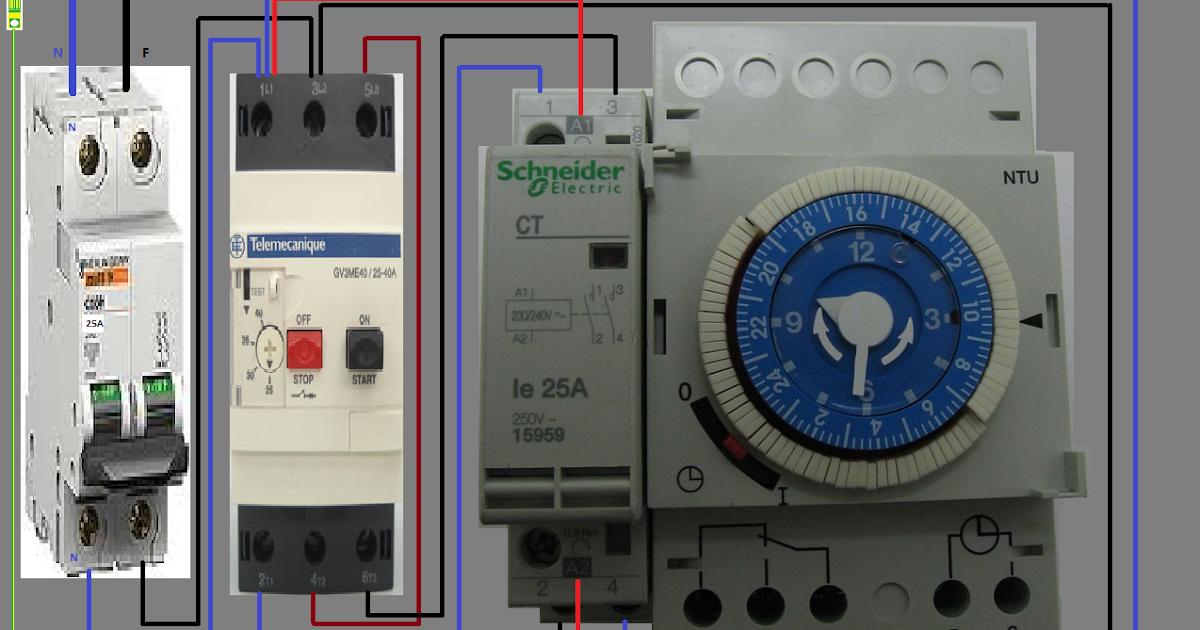 220v 3 Phase Wiring Diagram