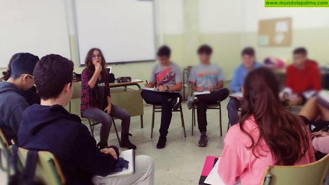El Cabildo organiza talleres de Oratoria en los institutos de la isla