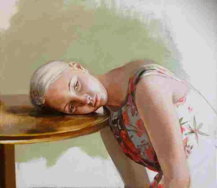 Польская художница. Paulina Karpowicz