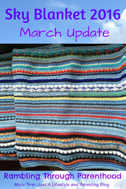 Sky Blanket 2016: March Update