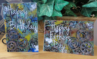 """Greeting Card Set """"For Him"""" by Lot95Designs on Etsy"""