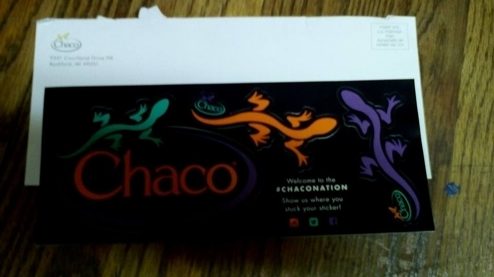 FREE Chaco Stickers - Free Samples & Freebies - Freebies2you com