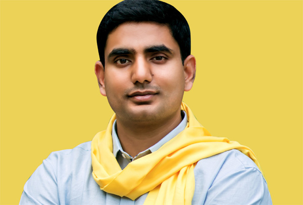 If Jagan has dare prove allegations Nara Lokesh