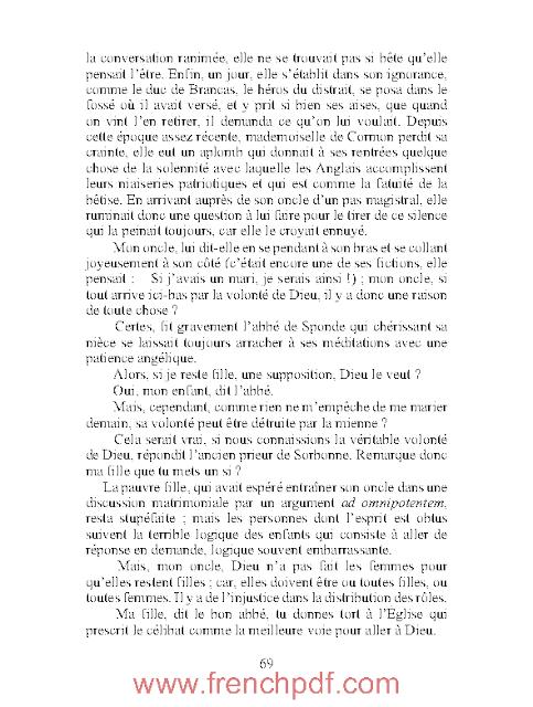 La Vieille Fille en pdf d'Honoré de Balzac à télécharger gratuitement