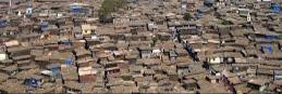 भारत की झोपड़पट्टीयां