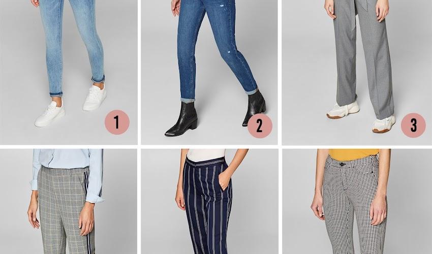 6 broeken die ik deze lente aan mijn garderobe toe wil voegen