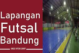 √ Kontraktor Lapangan Futsal Bandung | Tlp 082297262097