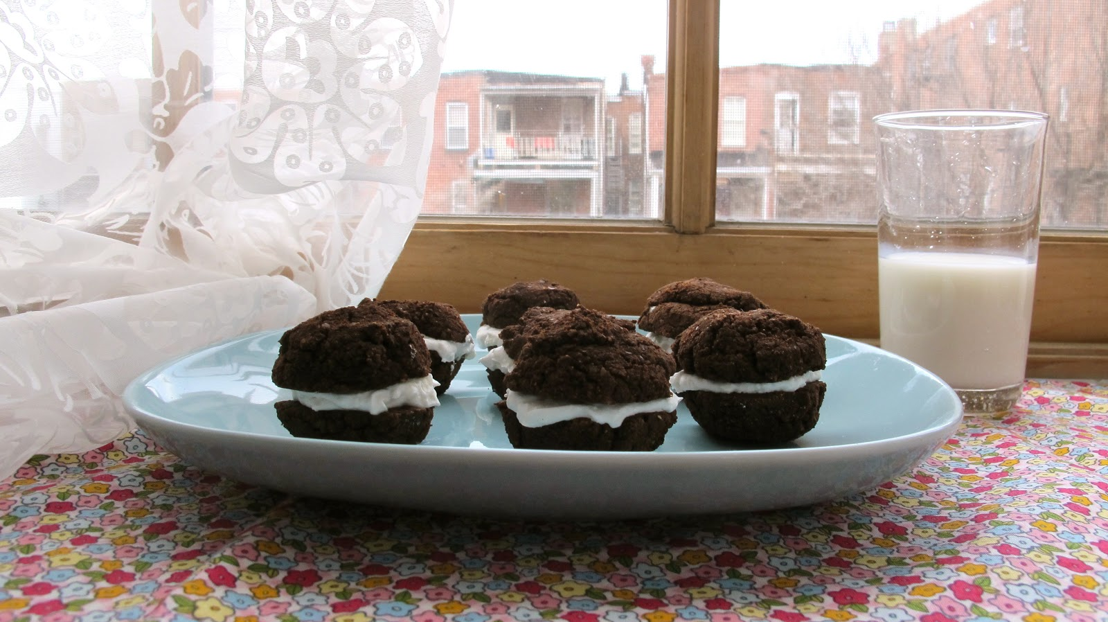 The Can-Do Candida Diet: Whoopie Pies: The Can-do Snack Cake