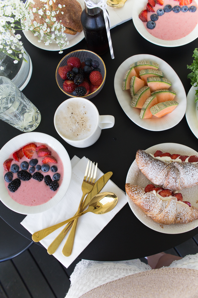 brunssi, aamupala, Villa H