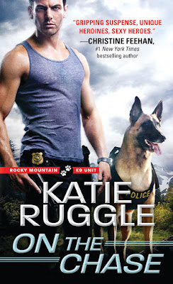 Bea's Book Nook, Review, On the Chase, Katie Ruggle
