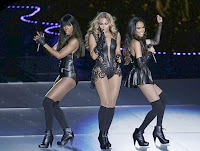 Destinys Child Super Bowl Halftime Show