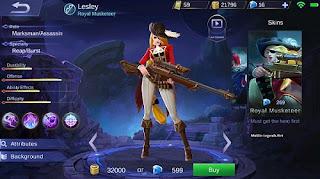 Build item paling sakit dan Juga Gameplaynya By Jess No Limit  Tutorial Lesley : Build item paling sakit dan Juga Gameplaynya By Jess No Limit !!