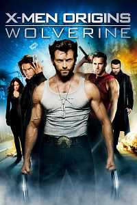 X-Men Origins Wolverine 2009 Hindi Dubbed Dual Audio 300MB