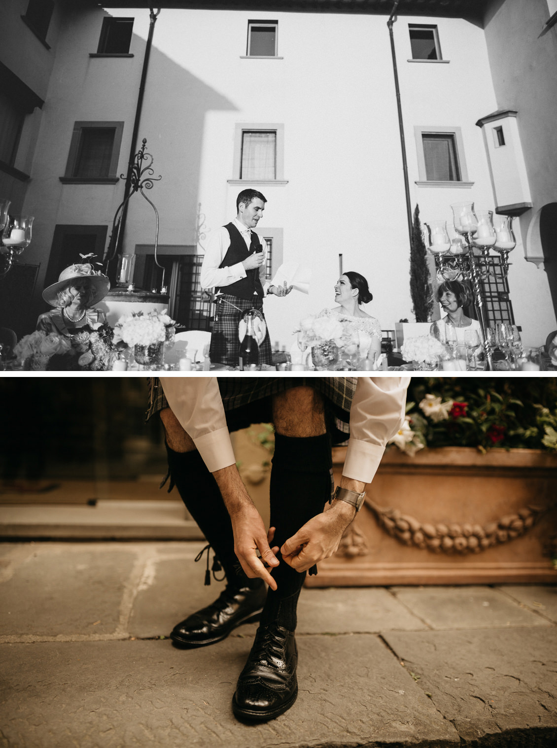 chianti countryside wedding