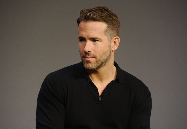 Ryan Reynolds Height